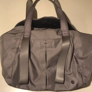 Lululemon tote bag - canvas